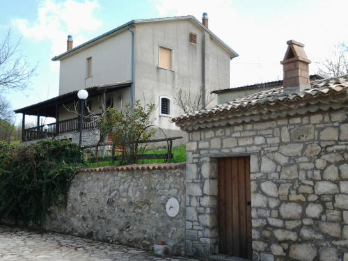 Einfamilienhaus in Fontanarosa