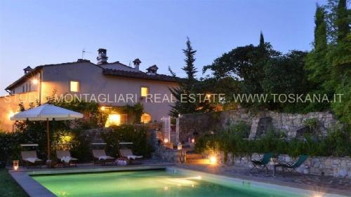 Villa à Greve in Chianti