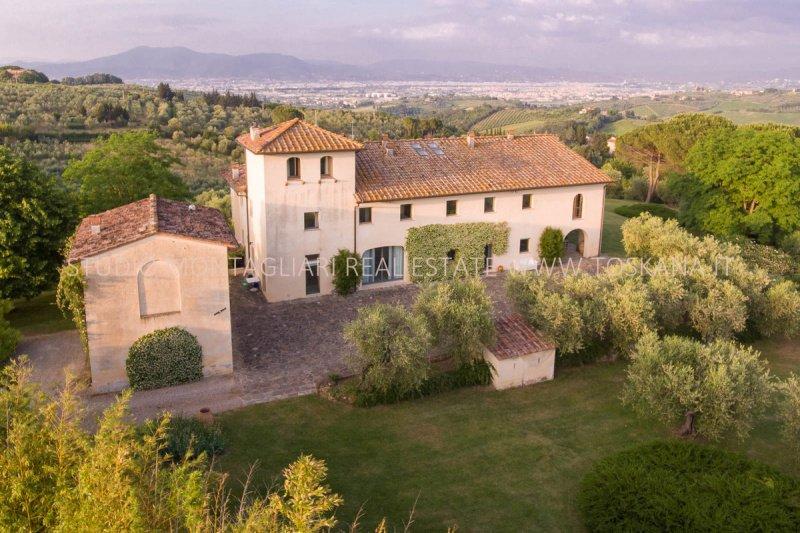 Villa in Lastra a Signa