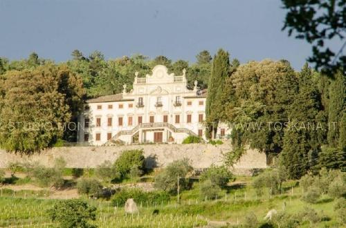 Villa in Radda in Chianti