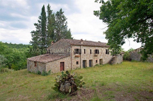 Hus i Castellina in Chianti