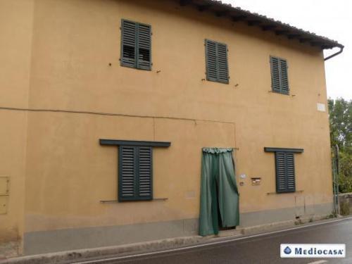 Hus i Greve in Chianti