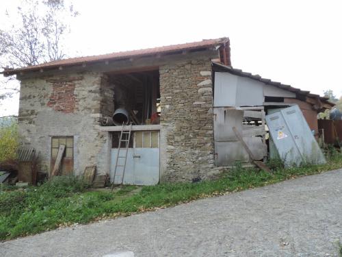 Lantställe i Spigno Monferrato