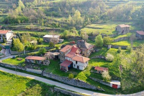 Bauernhaus in Pezzolo Valle Uzzone