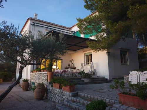 Villa a Anacapri