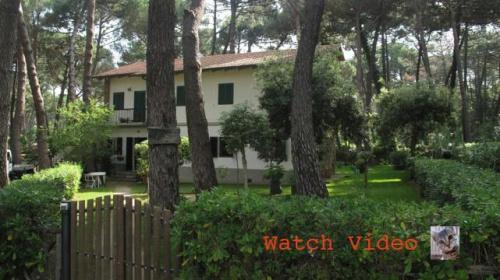 Villa a Castiglione della Pescaia