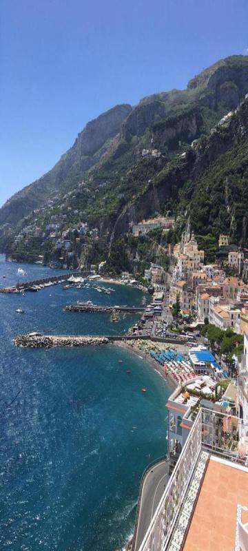 Haus in Amalfi