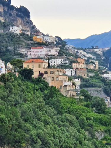 Villa i Amalfi