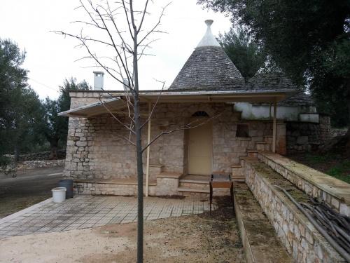 Hus i Fasano