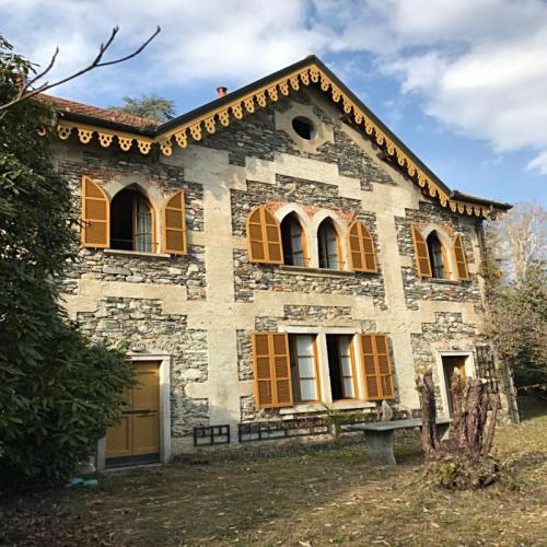 House in Orta San Giulio