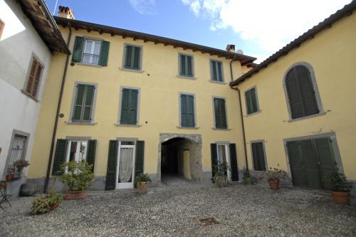 Appartement historique à Endine Gaiano