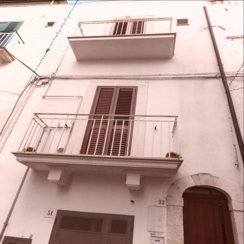 Eigenständiges Appartement in Castellana Grotte