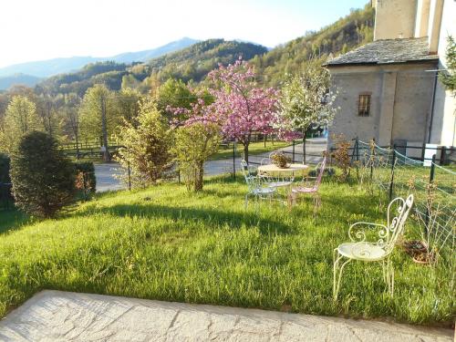Doppelhaushälfte in Peveragno