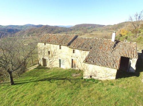 Lantställe i Gubbio