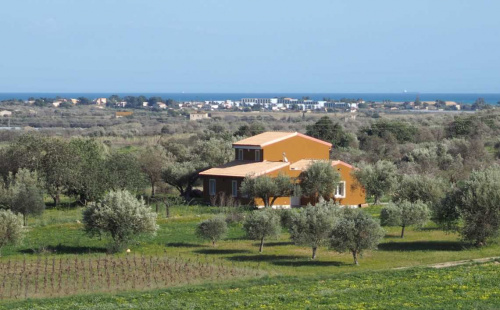 Country house in Noto