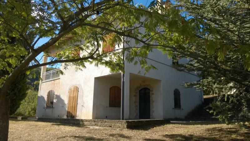 Haus in Serrapetrona