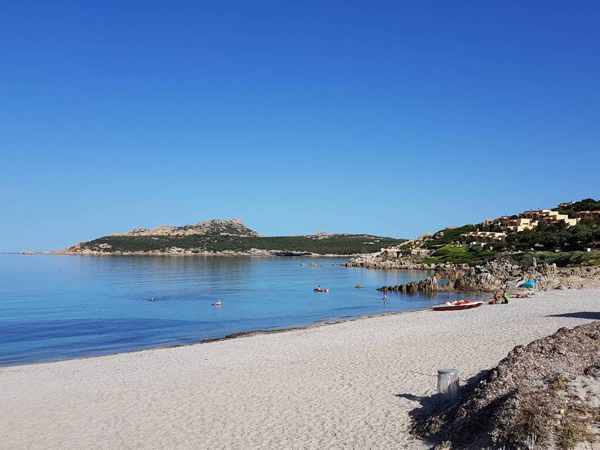 Self-contained apartment in Santa Teresa Gallura