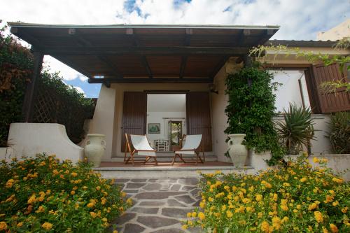 Terraced house in Santa Teresa Gallura