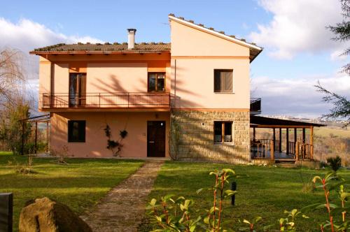 Haus in Gualdo