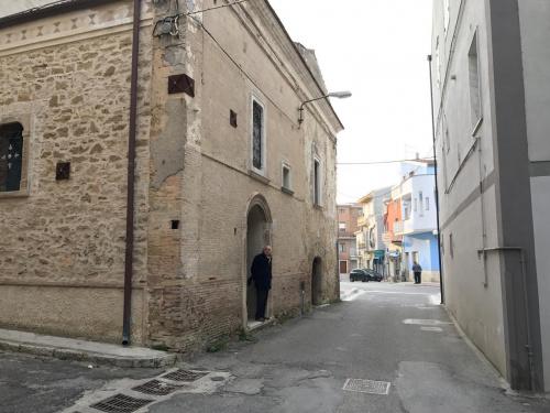 Erfgoedlijst in Genzano di Lucania