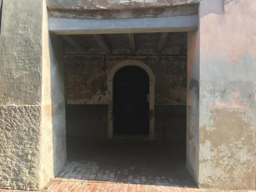 Historisches Haus in Mantua