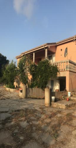 Vrijstaande woning in Sassari