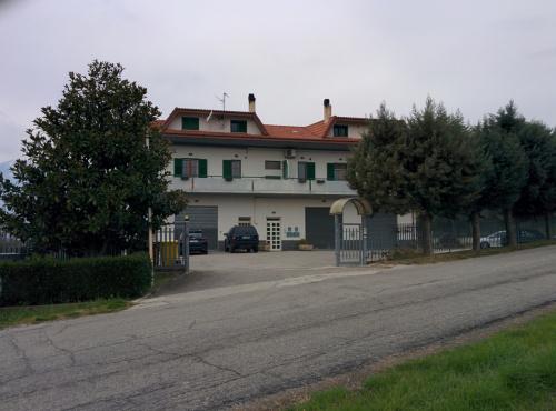 Hus i Casoli