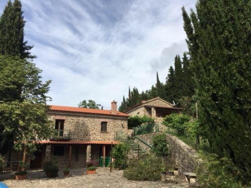 Lantställe i Ogliastro Cilento