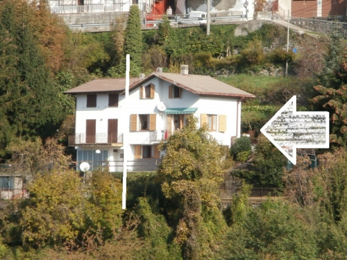 Semi-detached house in Veleso
