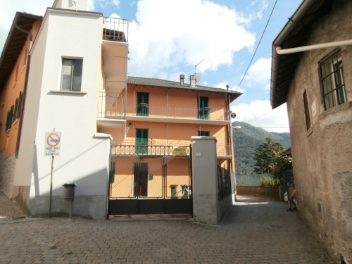 Self-contained apartment in Zelbio