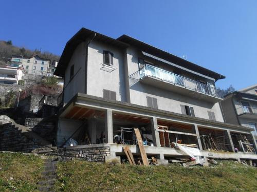 Fristående lägenhet i Pognana Lario