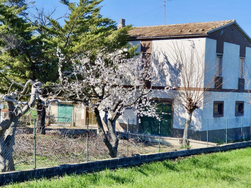 Hus på landet i Montenero di Bisaccia