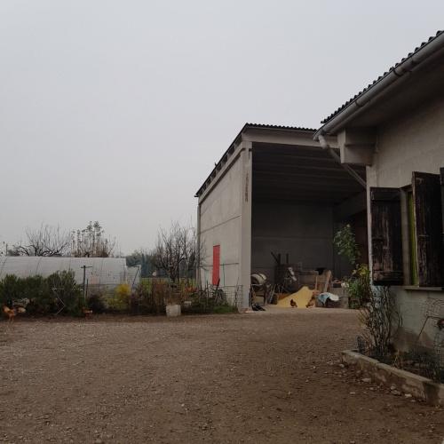 Hus i Pregnana Milanese