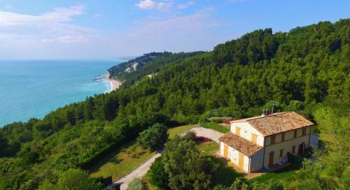 Landhaus in Sirolo