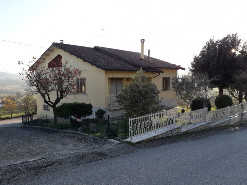 Villa en Sassoferrato