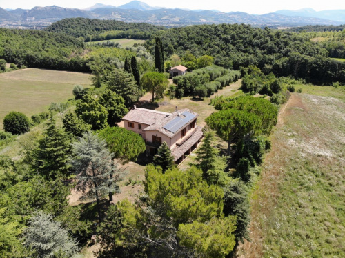 Country house in Gubbio