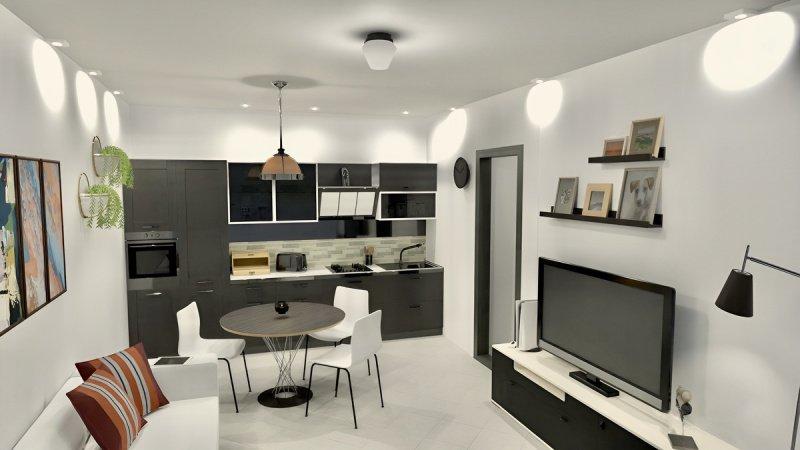 Eigenständiges Appartement in Acquaviva Picena