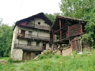 Villa i Fontainemore