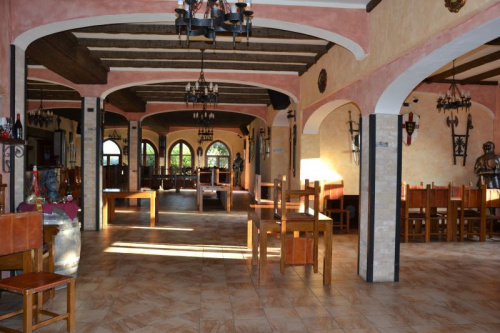 Commercial property in Olmedo