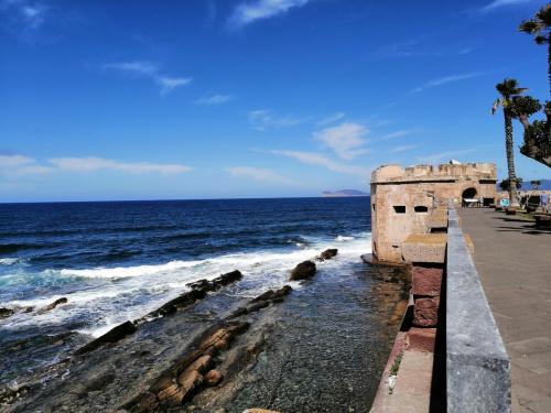 Enrumslägenhet i Alghero