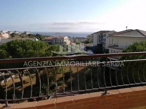 Takvåning i Alghero