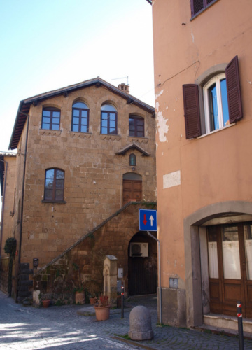 Parhus i Orvieto