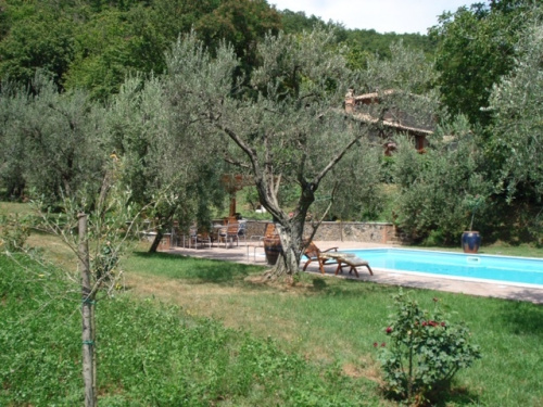 Country house in Orvieto