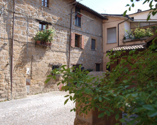 Self-contained apartment in Orvieto