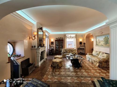Apartamento histórico em Orvieto