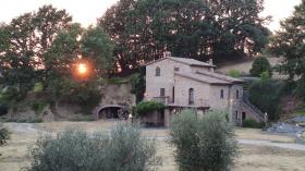 Villa i Orvieto