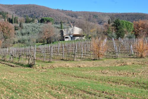 Cabaña en Loro Ciuffenna