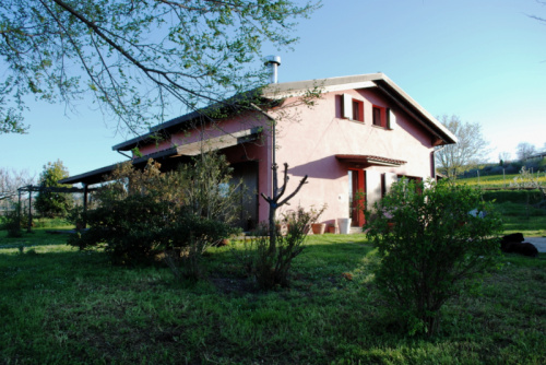 Detached house in Montescudo-Monte Colombo