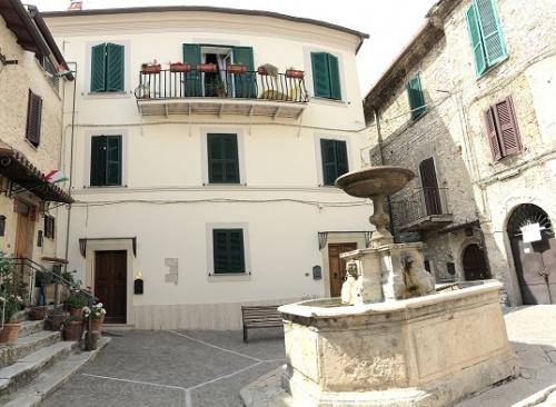 Palácio em Nerola