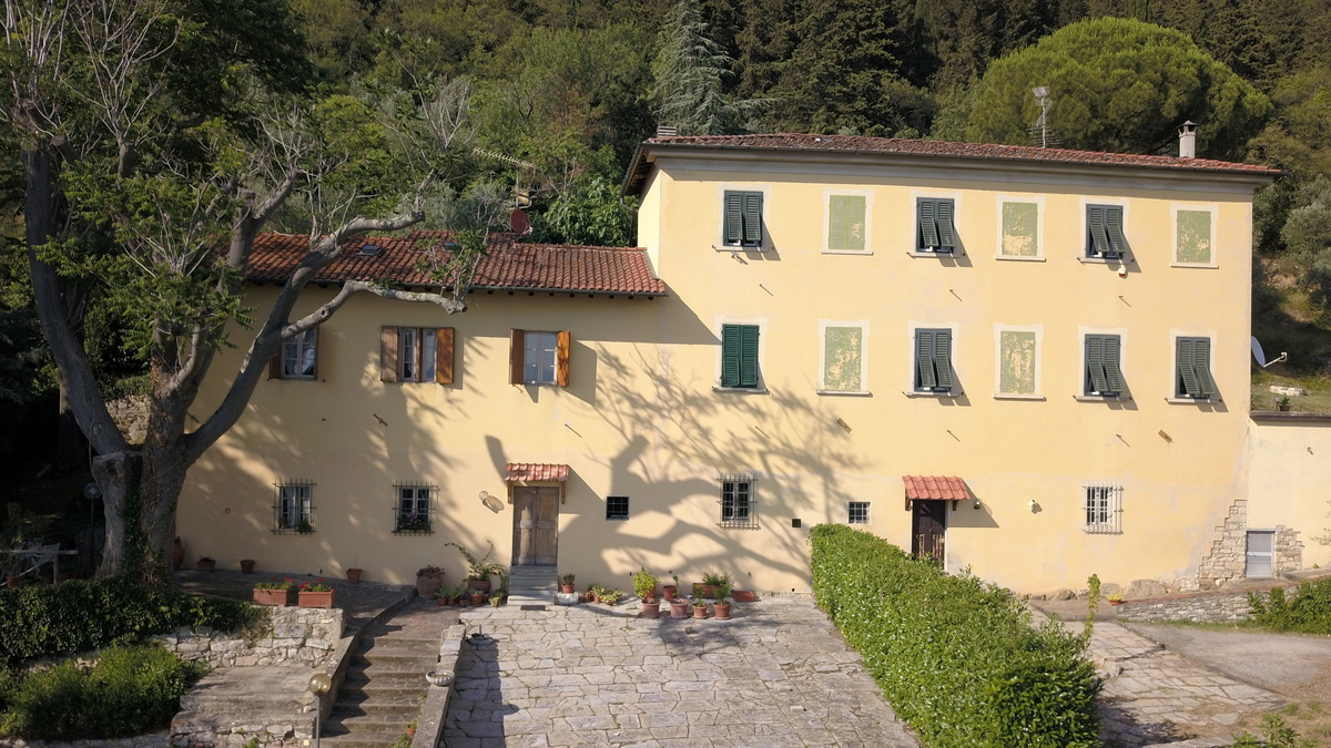 Villa a Prato